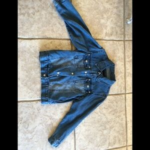 Other - Jean jacket girls size 7-8